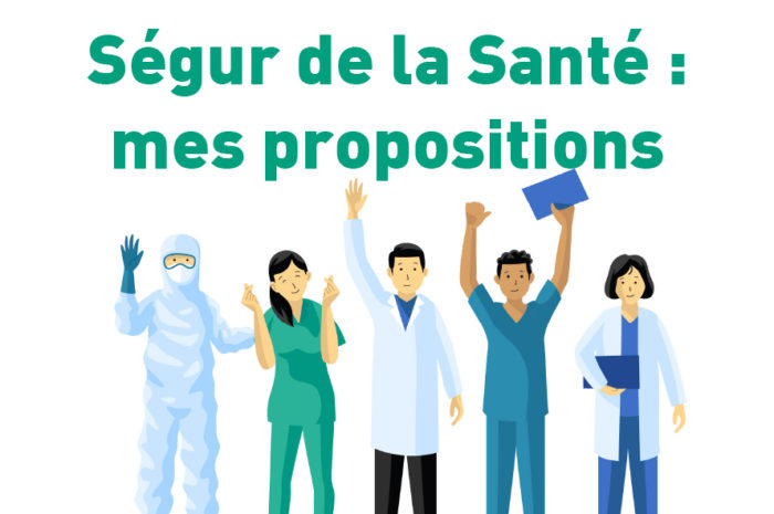 Tract juillet 2020 – L'essentiel des propositions « Ségur de la Santé »