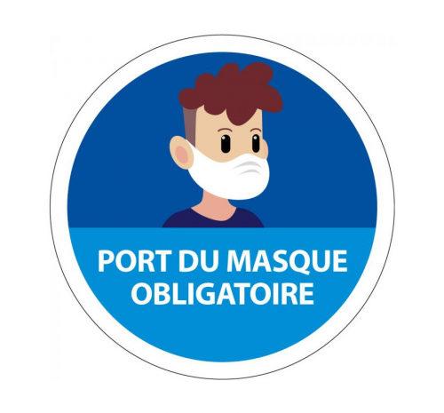 Obligation de port du masque dans les lieux clos sur l'ensemble des sites des Hôpitaux Civils de Colmar