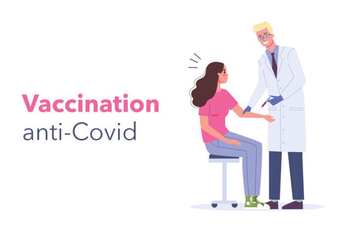 Poursuite de la campagne vaccinale anti-Covid pour les agents hospitaliers (vendredi 16 avril 2021)