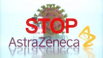 """Suspension de la campagne de vaccination en """"Astra Zeneca"""""""