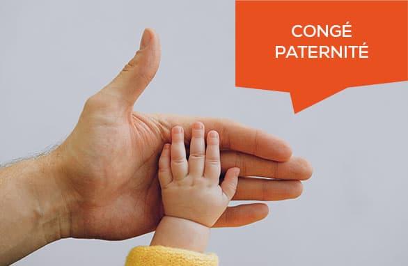 Congé de paternité : changements à partir du 01 juillet 2021